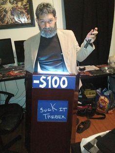 SNL fan WINS Halloween!