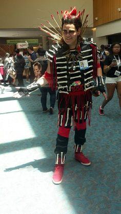 Comic-Con 2013 Rufi-O! Rufi-O! Ru-Fi-oooooo!