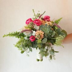 """The Warehouse"" Bridal Bouquet"
