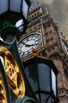 Big Ben, Londres                                                                                                                                                     Mais