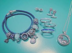 It's an exciting day for Pandora collectors the world over, as today sees the last drop of the Pandora SS17 season, with the launch of the Summer 2017 collection! This year's release offers the usual tropical colours and themes, with vibrant aqua shades, pretty white orchids, and some lovely murano glass. It plays heavily on … Read more...
