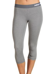 Nike Pro Core II Compression Capri except in black Nike Outfits, Sport Outfits, Casual Outfits, Summer Outfits, Workout Attire, Workout Wear, Athletic Outfits, Athletic Wear, Sport Fashion