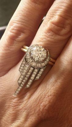 Wedding Rings Vintage, Wedding Rings For Women, Wedding Ring Bands, Vintage Rings, Ring Stores, Jewelry Stores, Jewelry Rings, Jewelry Accessories, Jewellery