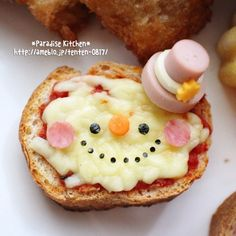 Christmas Apps, Christmas Recipes, Cute Food, Snowmen, Kawaii, Cooking, Breakfast, Holiday, Party