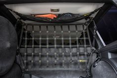1984 - 2001 Jeep Cherokee (XJ) ceiling attic storage net