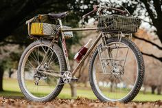 Benedict's Romantical Clockwork Bikes Dirt Droop 29'r | The Radavist Just love the aesthetic of this bike. It's a gritty workhorse.