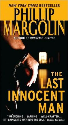 The Last Innocent Man ~ Phillip Margolin. Just finished listening to this on the iPod. Very twisted!