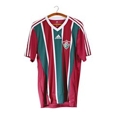 Brasil, Brazil, Futebol, Soccer, Camisa, Jersey, Adidas, Fluminense, RJ  www.futshopclube.com.br