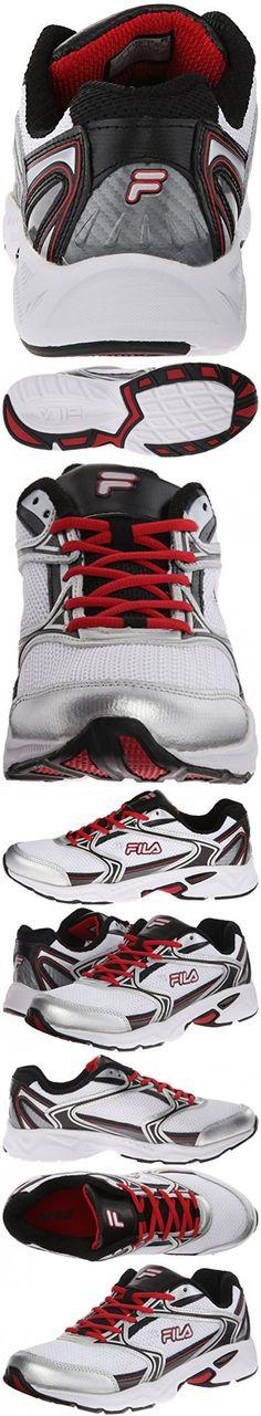 NEW FILA MEN'S Cress Knit Gym Training Running Trainers