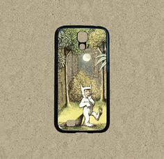 Samsung galaxy Note 3,Samsung galaxy Note 2,Samsung galaxy s4,Samsung galaxy s3,Samsung S3 mini,Samsung S4 mini--Where the Wild Things Are. by Ministyle360, $14.99