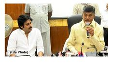 N Chandrababu Naidu is all set to take help of actor Pawan Kalyan to exert pressure on the Centre for granting to special category status as well as financial package to the State.