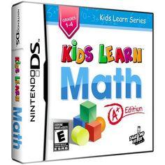 Kids Learn Math: A+ (Nintendo DS)