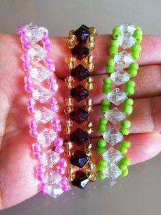 Kristal Taş ile Esnek Bileklik Yapımı http://www.canimanne.com/kristal-tas-ile-esnek-bileklik-yapimi.html Kristal Taş ile Esnek Bileklik Yapımı