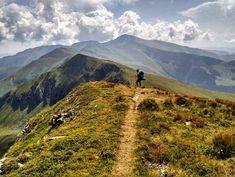 Muntii Rodnei Mountain Range, Hiking Trails, Romania, Geography, Wanderlust, Journey, Vacation, Mountains, Landscape