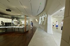 Gallery of Louisiana State Museum and Sports Hall of Fame / Trahan Architects  - 12