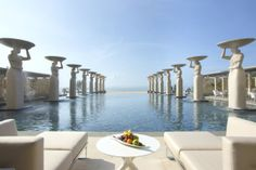 The Mulia - Bali, Indonesia Dream destination/ hotel pools just crazy beautiful <3