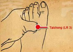 Reflexology uses pressure points on your feet, hands and ears to relieve ailments to specific areas throughout the body. Learn to locate those points. Liver Cleanse, Liver Detox, News Health, Health Diet, Health Care, Foot Pressure Points, Abdominal Distension, Lumbar Pain, Palmas