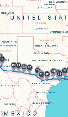 The best places to see, eat, and sleep on an I-10 road trip