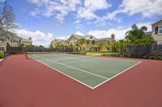 Estates at Heathbrook Tennis Court