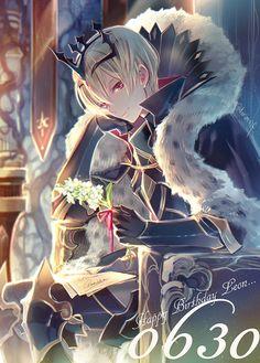 KING LEO   | artwork from : dorimoworld.tumblr |