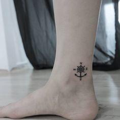 Ankle girls tattoo designs1.13