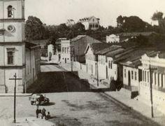 O centro histórico da Penha ainda tem a configuração de um outeiro colonial. São Paulo - SP