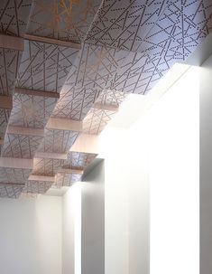 Press Conference Room by h2o architectes.