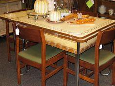 Fun old table