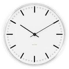Rosendahl City Hall Wall Clock (15.505 RUB) ❤ liked on Polyvore featuring home, home decor, clocks, decor, filler, wall mount clock, home wall decor, wall-clock, wall clock and rosendahl