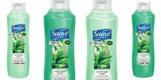 FREE Full Size Suave Shampoo or Conditioner!