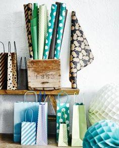 Med disse fine FRAMSTÄLLA gaveposer behøver du ikke at bekymre dig om indpakning. En gave er lynhurtigt flot og klar til at blive overrakt til en heldig person.