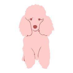 "Képtalálat a következőre: ""poodle vector"" Perros French Poodle, French Poodles, Poodle Drawing, Poodle Tattoo, Painted Barn Quilts, Theme Background, Handmade Dog Collars, Desenho Tattoo, Baby Puppies"