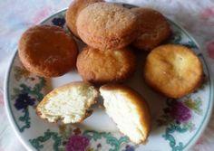 Tortas fritas dulces Receta de yamila333 - Cookpad Pretzel Bites, French Toast, Muffin, Food And Drink, Potatoes, Cheese, Vegetables, Breakfast, Bar