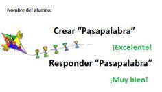 Aprendizaje cooperativo: mesa redonda. Pasapalabra