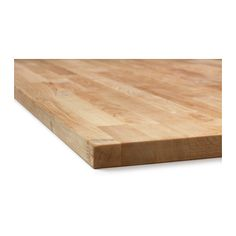 HAMMARP Worktop, birch birch 186x2.8 cm