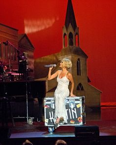 Coming Home, released on Nov. 17, finds Chenoweth performing at the Kristin Chenoweth Theatre in her hometown of Broken Arrow, Okla: http://popwatch.ew.com/2014/11/14/kristin-chenoweth-multilingual-popular/ #kristen #chenoweth