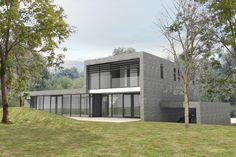 Maas Architecten » woonhuis hoek van holland