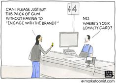 Social media en het probleem met always-on marketing   Marketingfacts