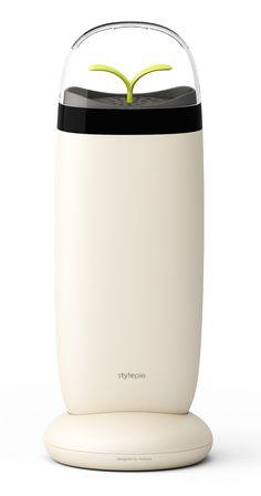 Stylepie Ionizer - A Portable Air Purifier