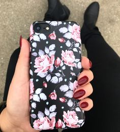 Finally feeling like fall  Blush Rose Case for iPhone X, iPhone 8 Plus/7 Plus & iPhone 8/7 from Elemental Cases #blushrose #elementalcases #iphonex #iphone8 #iphone8plus #iphone7 #iphone7plus #fall