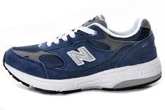 New Balance KJ993NVG Women Darkblue Grey Sneakers