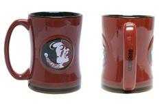 Florida State Seminoles Coffee Mug - 14oz Sculpted