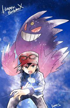 Calem Pokemon, Pokemon Kalos, Real Pokemon, Pokemon X And Y, Pokemon Manga, Ash Pokemon, Pokemon Special, Pokemon Funny, Pokemon Images