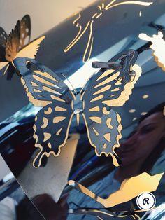Butterfly silver ring www.miaatelier.it 129€ anello