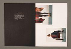 Central studio on Behance Graphic Design Books, Book Design Layout, Album Design, Fashion Portfolio Layout, Portfolio Design, Portfolio Fotografia, Mise En Page Magazine, Booklet Design, Publication Design