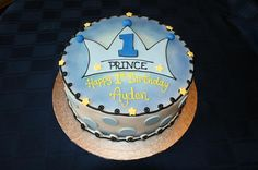 """The Prince's First Birthday"""