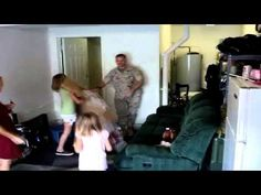 Soldiers coming home compilation