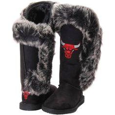 Bulls Boots
