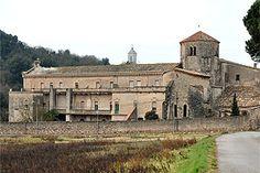 Monasterio de Sant Daniel de Girona