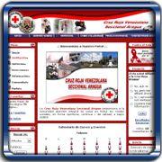 Organización:   Cruz Roja Aragua;   Ubicación:   Maracay;   Enlace:   http://www.cruzrojaaragua.org.ve;   Segmento:  Salud y Bienestar Social;   Año:   2004